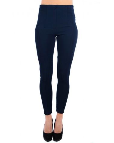 Pantalon caleçon bleu Lav